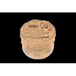 Cœurs confits au foie gras
